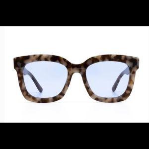 Brand New Carson Mocha Sunglasses by DIFF